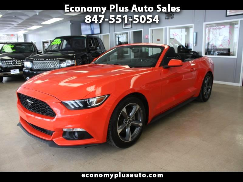 2016 Ford Mustang V6 Convertible