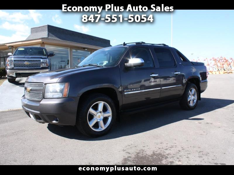 2010 Chevrolet Avalanche 4WD Crew Cab 130