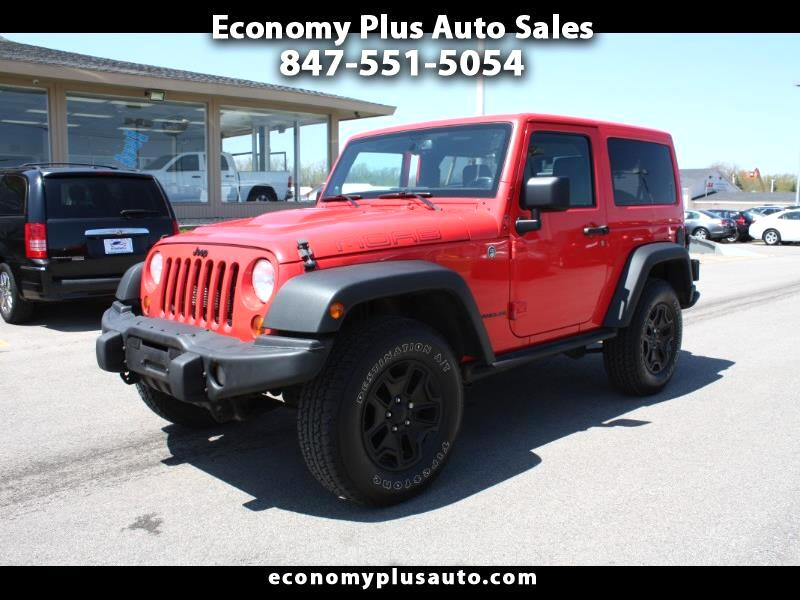 2013 Jeep Wrangler 4WD 2dr Moab *Ltd Avail*