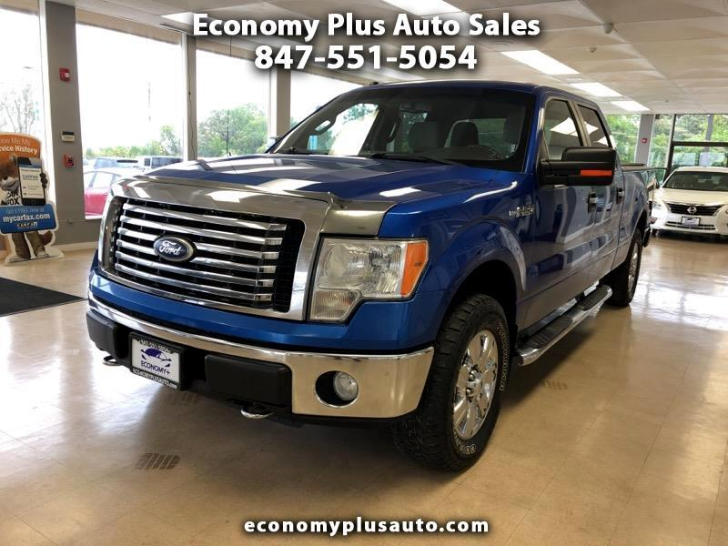 Ford F-150 XLT SuperCrew 6.5-ft Box 4WD 2010