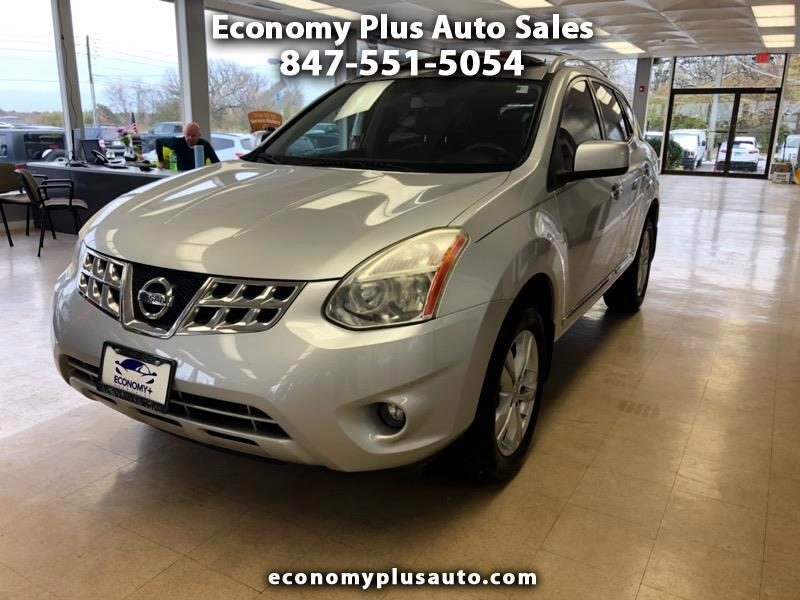 Nissan Rogue SV FWD 2012