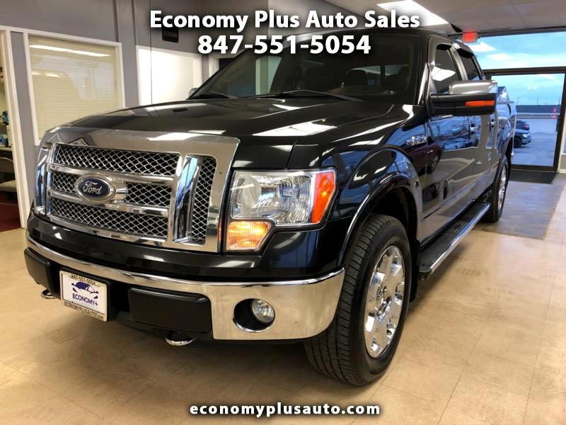 Ford F-150 Lariat 4WD SuperCrew 6.5' Box 2011
