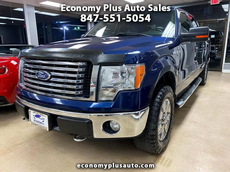 Ford F-150 XLT 4WD SuperCrew 6.5' Box 2012
