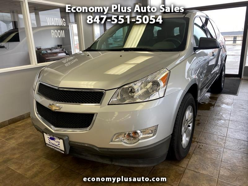 Chevrolet Traverse LS FWD w/PDC 2012