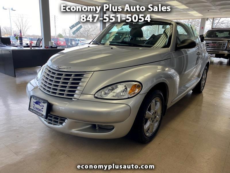 Chrysler PT Cruiser Touring Convertible 2005