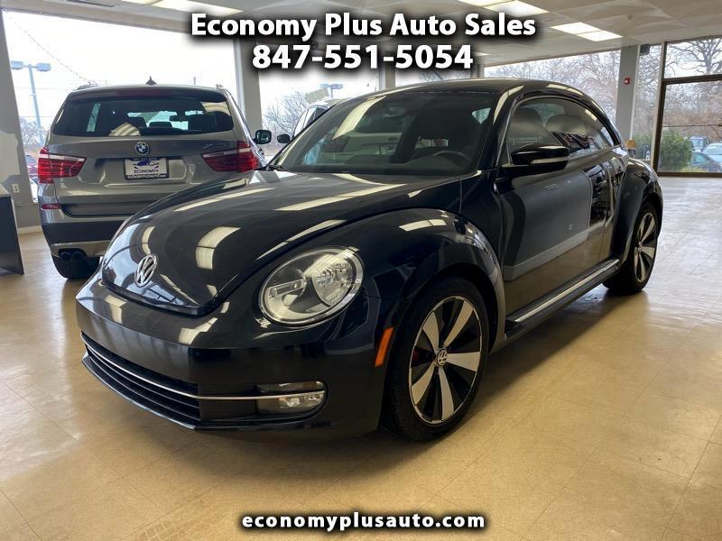 Volkswagen Beetle 2.0T Turbo 2012