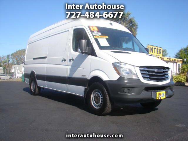 "2014 Freightliner Sprinter Van 2500 170"" Extended High Roof"