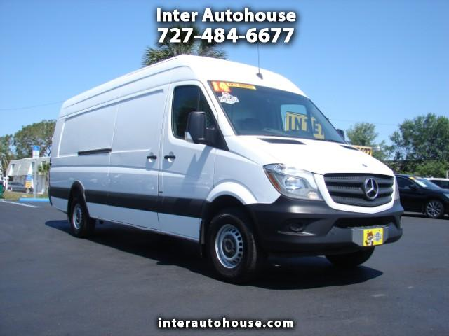 2014 Mercedes-Benz Sprinter 2500 High Roof 184-in. WB