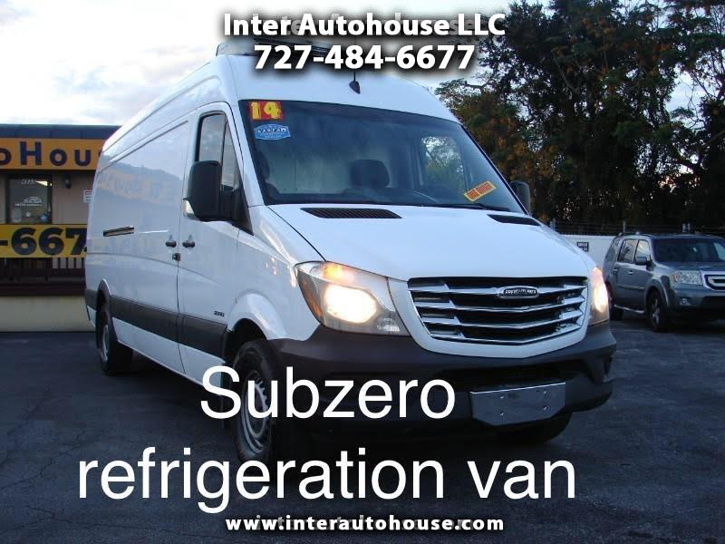 2014 Freightliner Sprinter 2500 170-in. WB