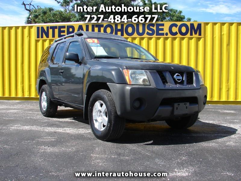 Nissan Xterra OR 4WD 2007