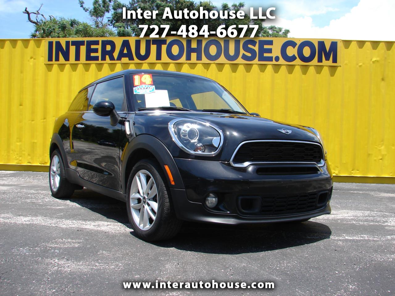 MINI Paceman FWD 2dr S 2014