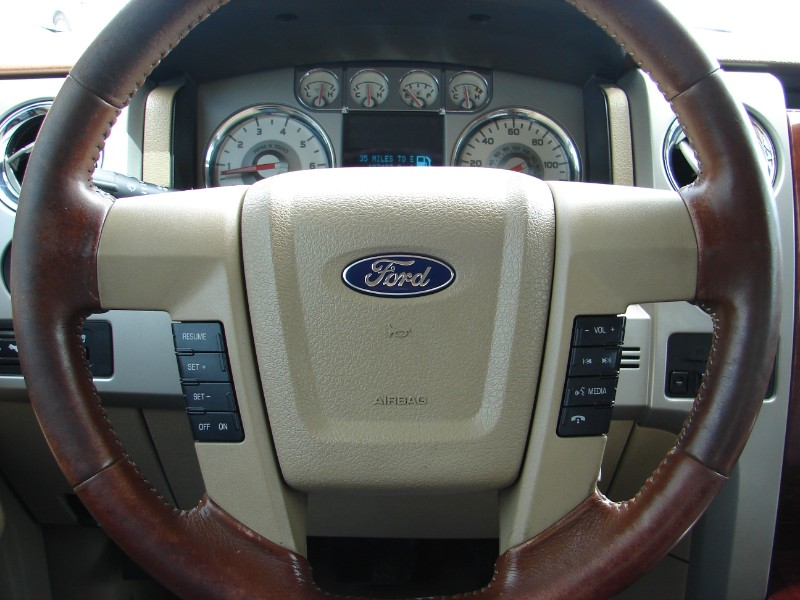 Ford F-150 King Ranch SuperCrew 6.5-ft. 4WD 2010
