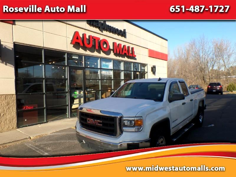 GMC Sierra 1500 Base Double Cab 4WD 2015