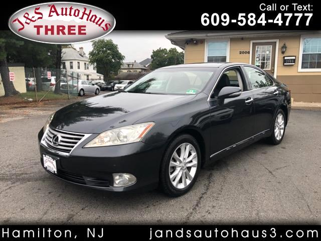 2010 Lexus ES 350 Navigation /Rear view Camera