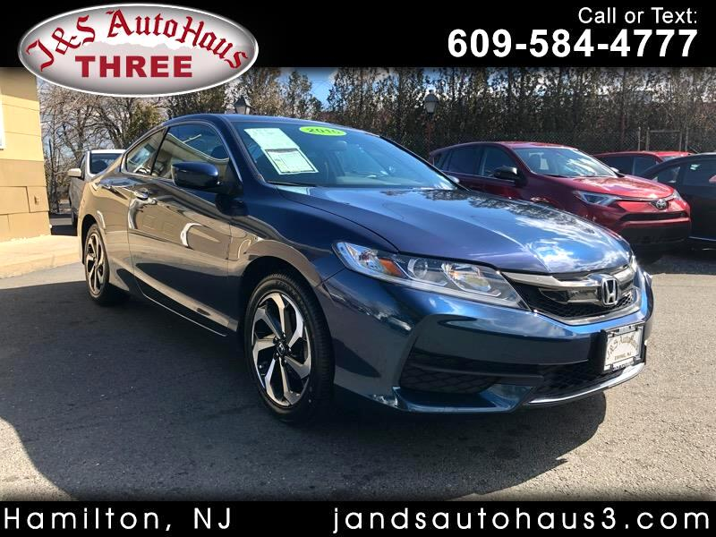 2016 Honda Accord Coupe 2dr I4 CVT LX-S