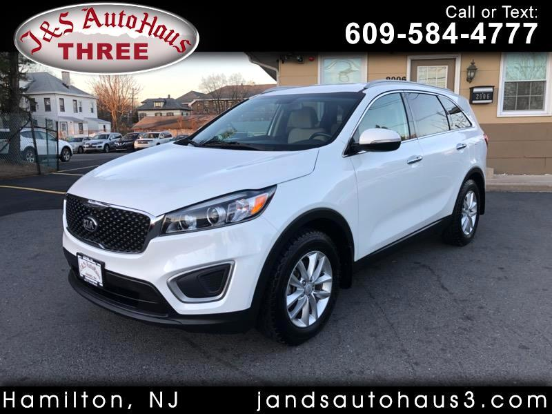 2016 Kia Sorento LX Third Row Seat/Wheels/Camera