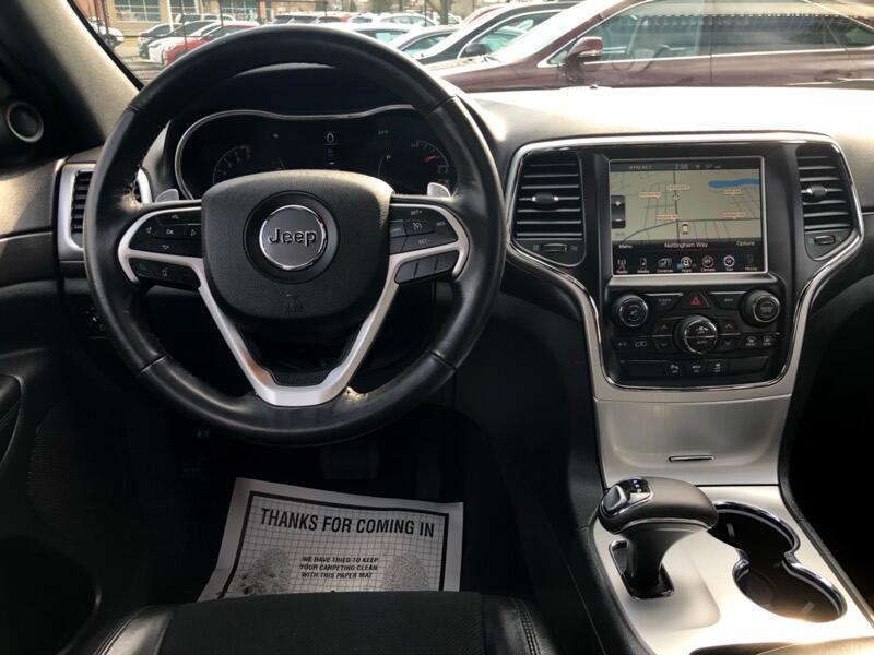 2015 Jeep Grand Cherokee 4WD 4dr Laredo Altitude