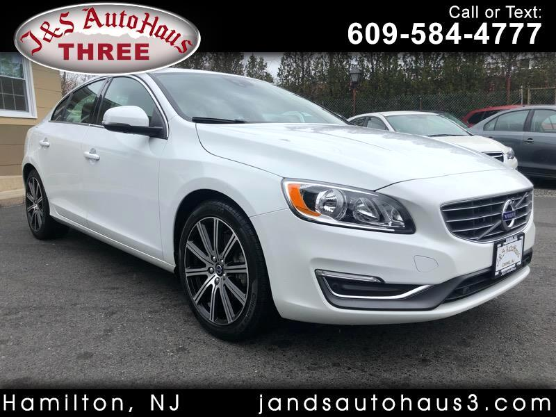 2016 Volvo S60 T5 Inscription AWD