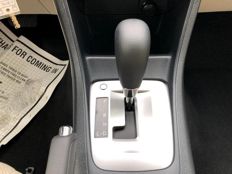 2016 Subaru Impreza 2.0i PZEV CVT 4-Door