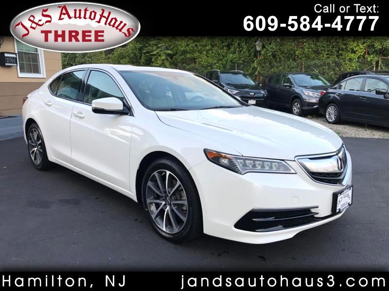 2016 Acura TLX Technology Package 3.5L