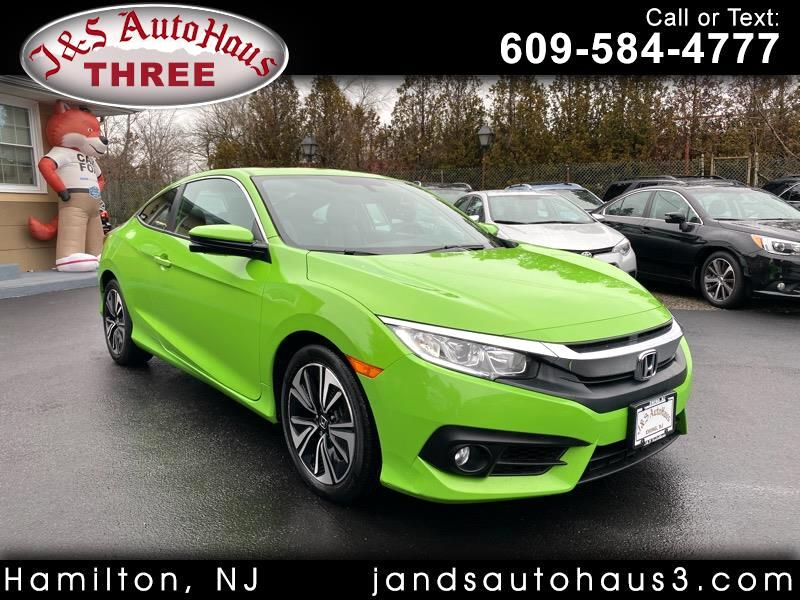 Honda Civic EX-T Coupe CVT 2016