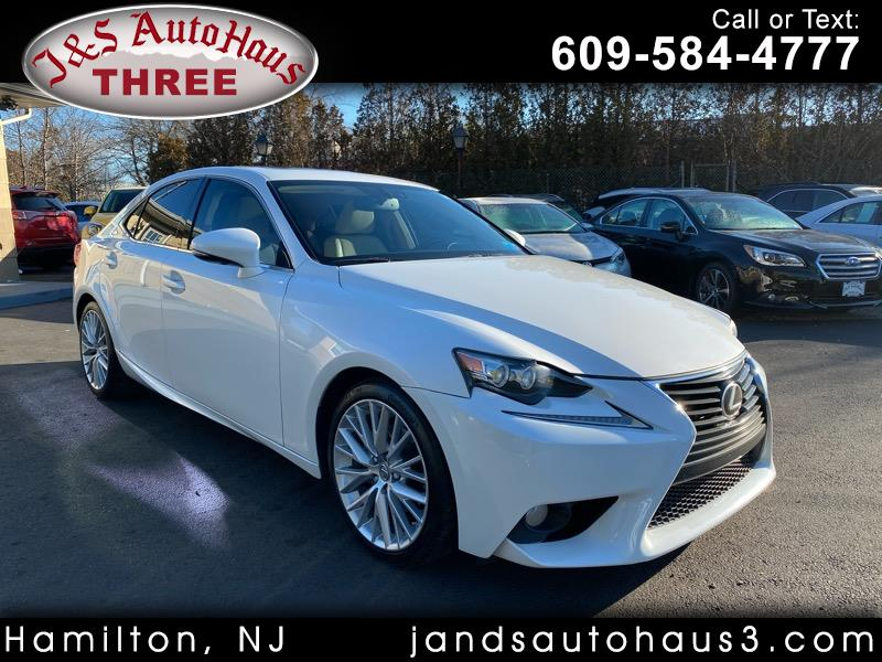 Lexus IS IS 250 AWD 2014