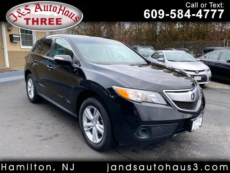 Acura RDX 5-Spd AT with Technology Package 2013