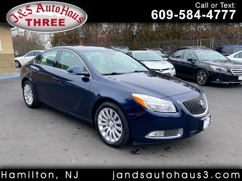 Buick Regal Base 2012