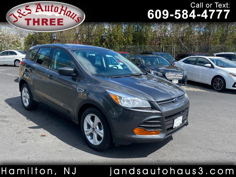 Ford Escape FWD 4dr S 2015