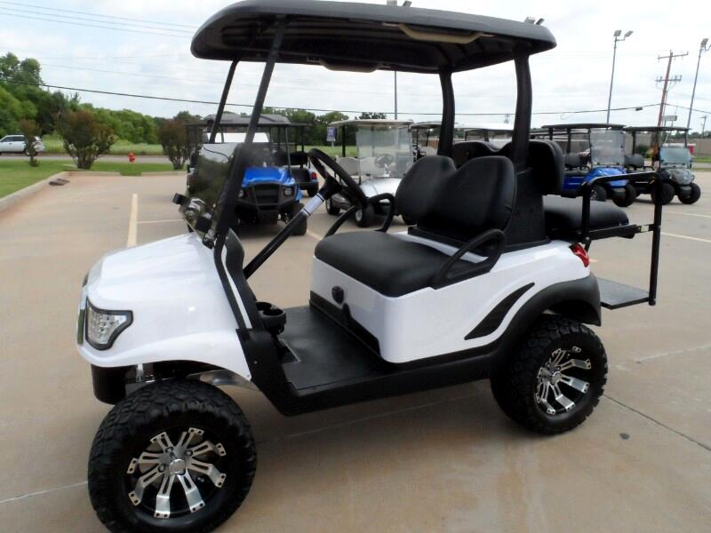 2012 Club Car Precedent Alpha