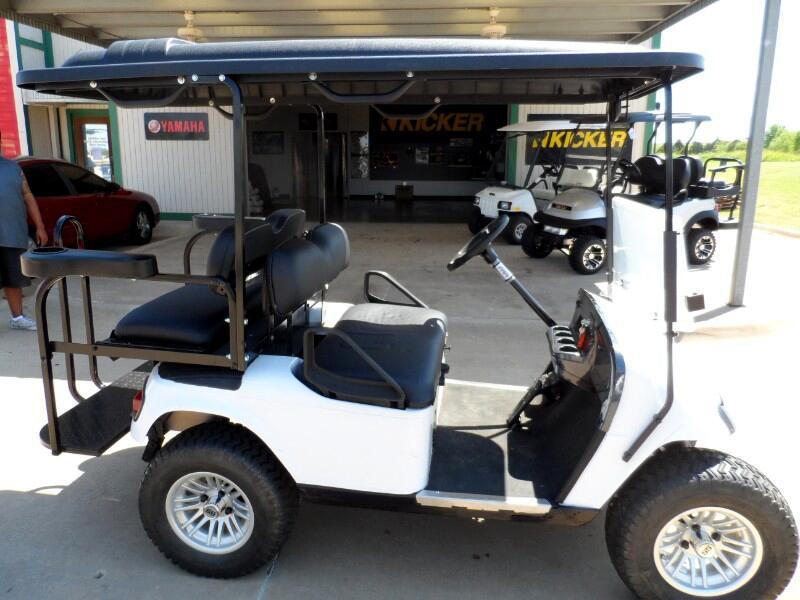 2001 EZ-GO TXT Gas Golf Cart