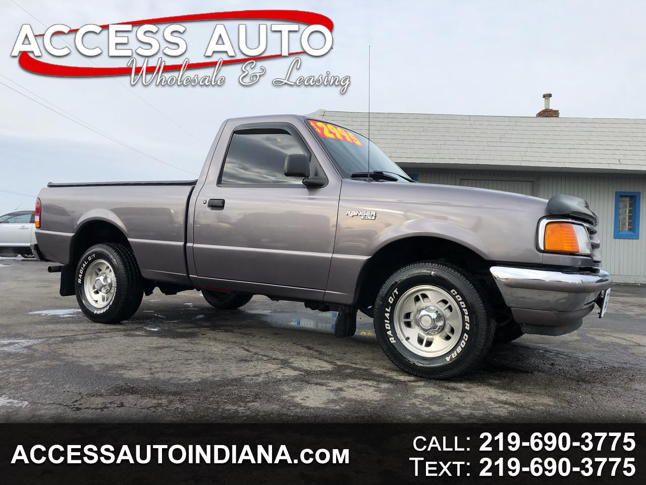 1997 Ford Ranger XL Reg. Cab Short Bed 2WD