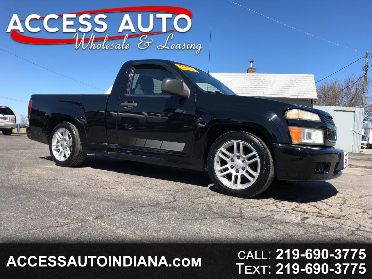 2005 Chevrolet Colorado Z85 2WD