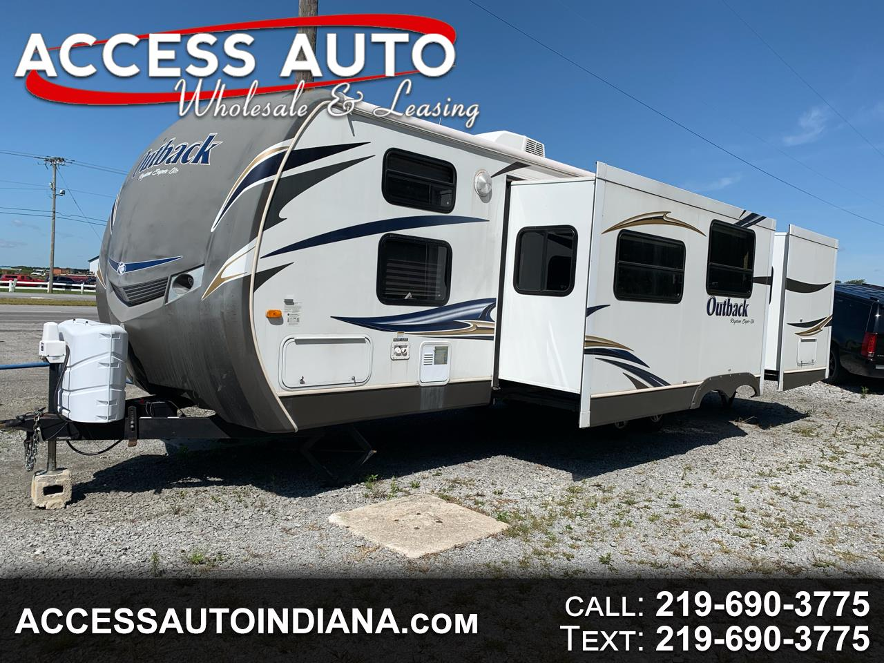 2012 Keystone Outback Travel Trailer
