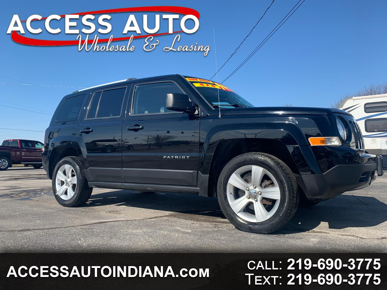 Jeep Patriot Limited 4WD 2012