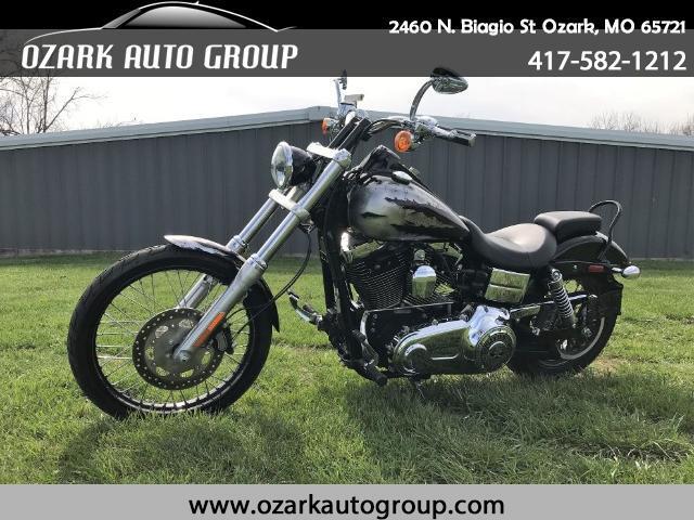 2014 Harley-Davidson FXDWG DYNA WIDE GLIDE