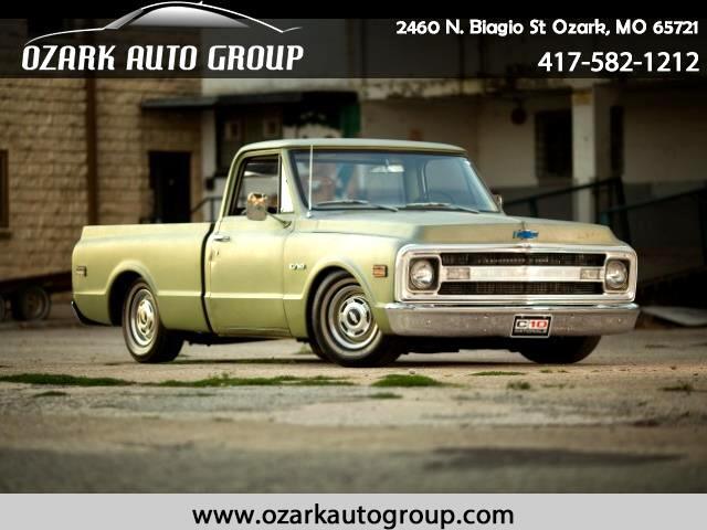 1970 Chevrolet Trucks C10