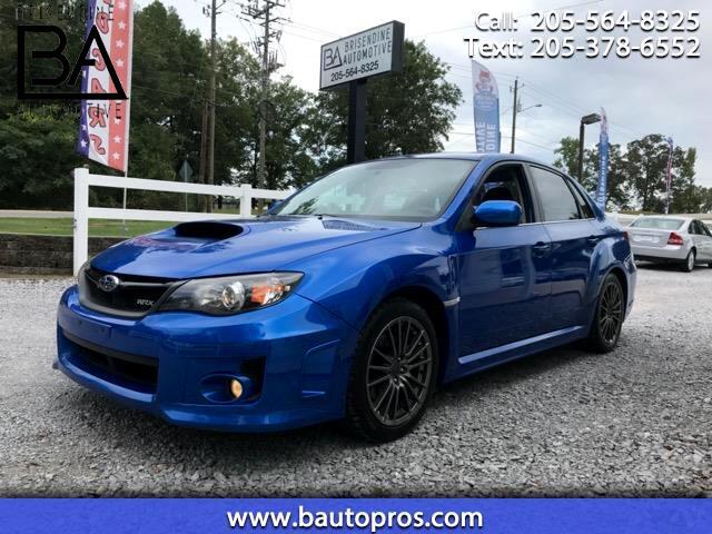 2011 Subaru Impreza WRX WRX