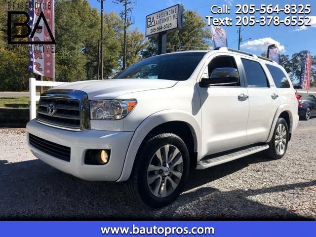2014 Toyota Sequoia Limited 2WD