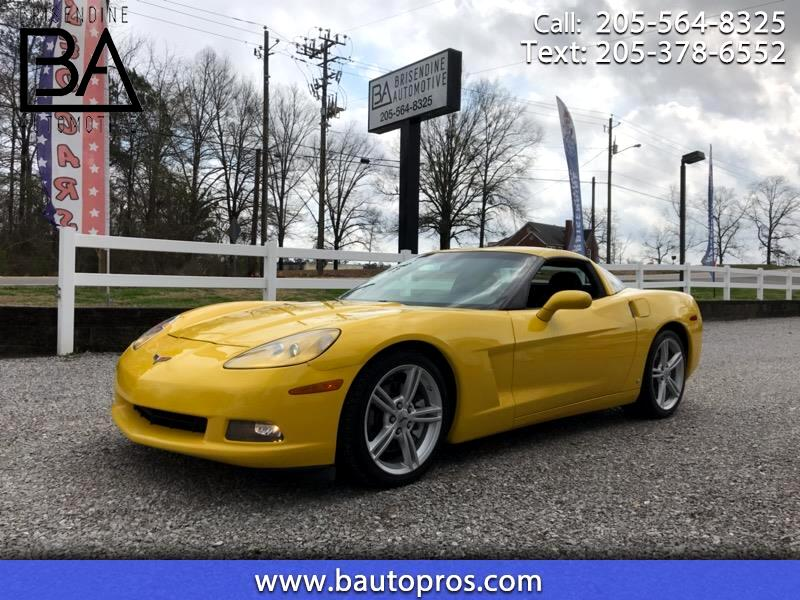 2008 Chevrolet Corvette 1LT Coupe Automatic