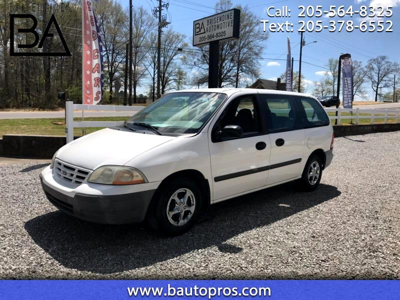 2000 Ford Windstar 120.7
