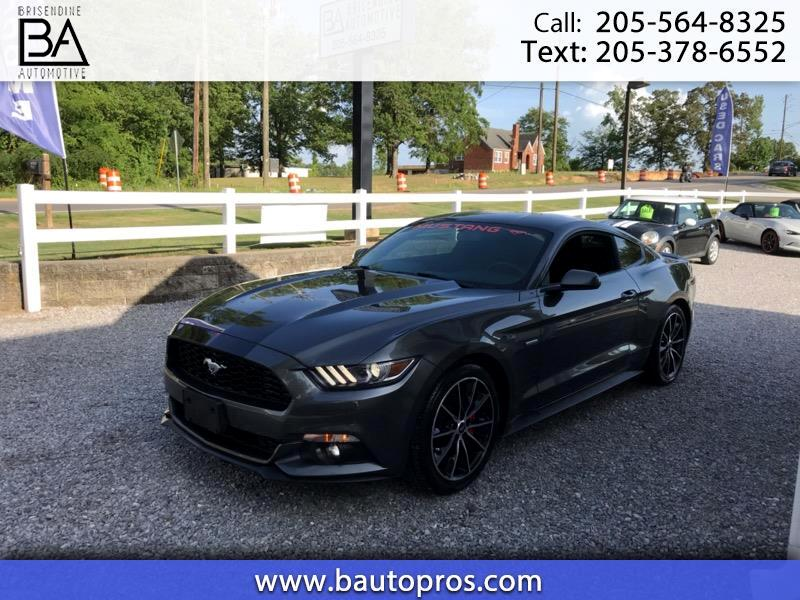 2015 Ford Mustang 2dr Fastback EcoBoost Premium