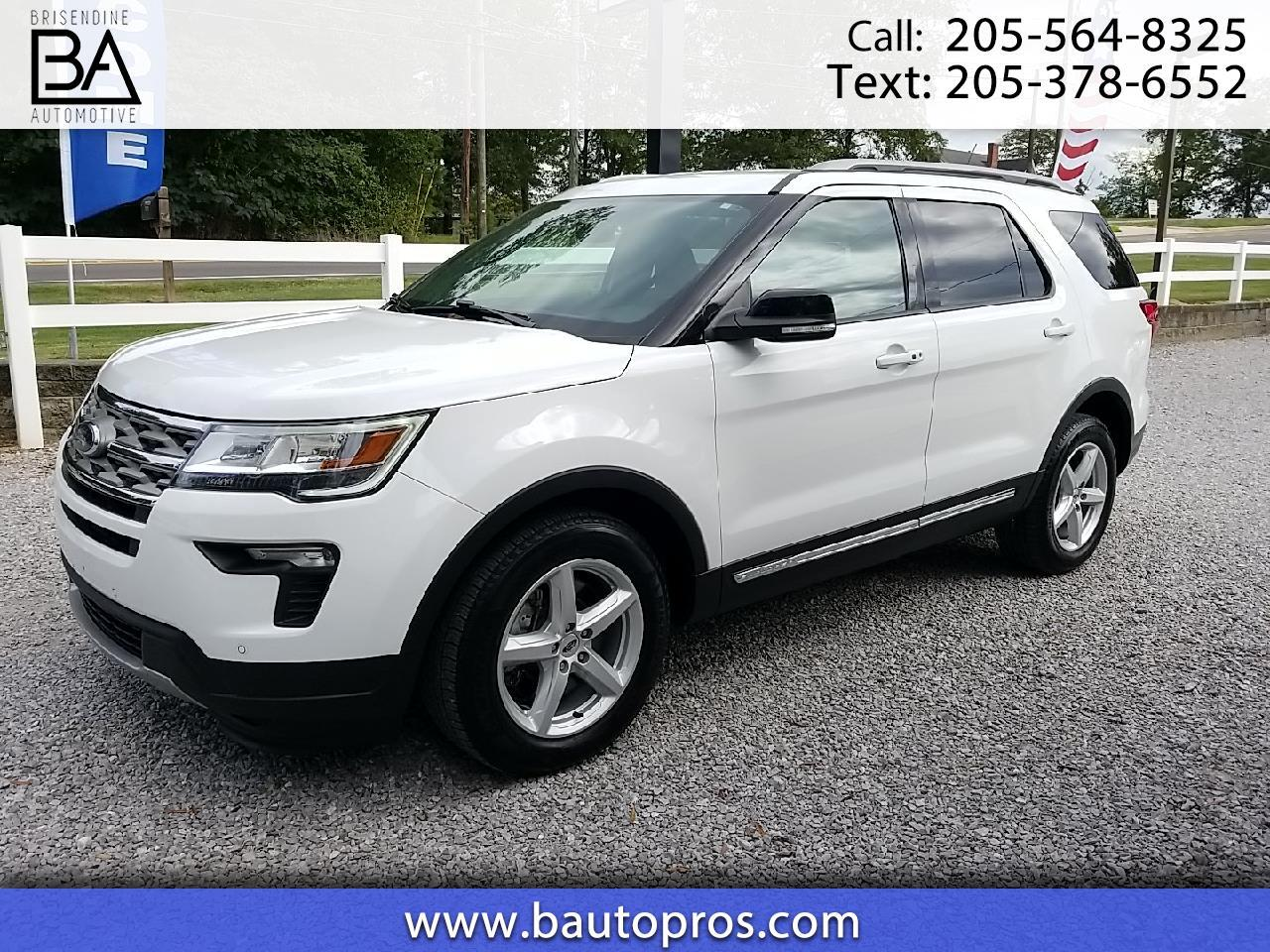 Ford Explorer XLT FWD 2018
