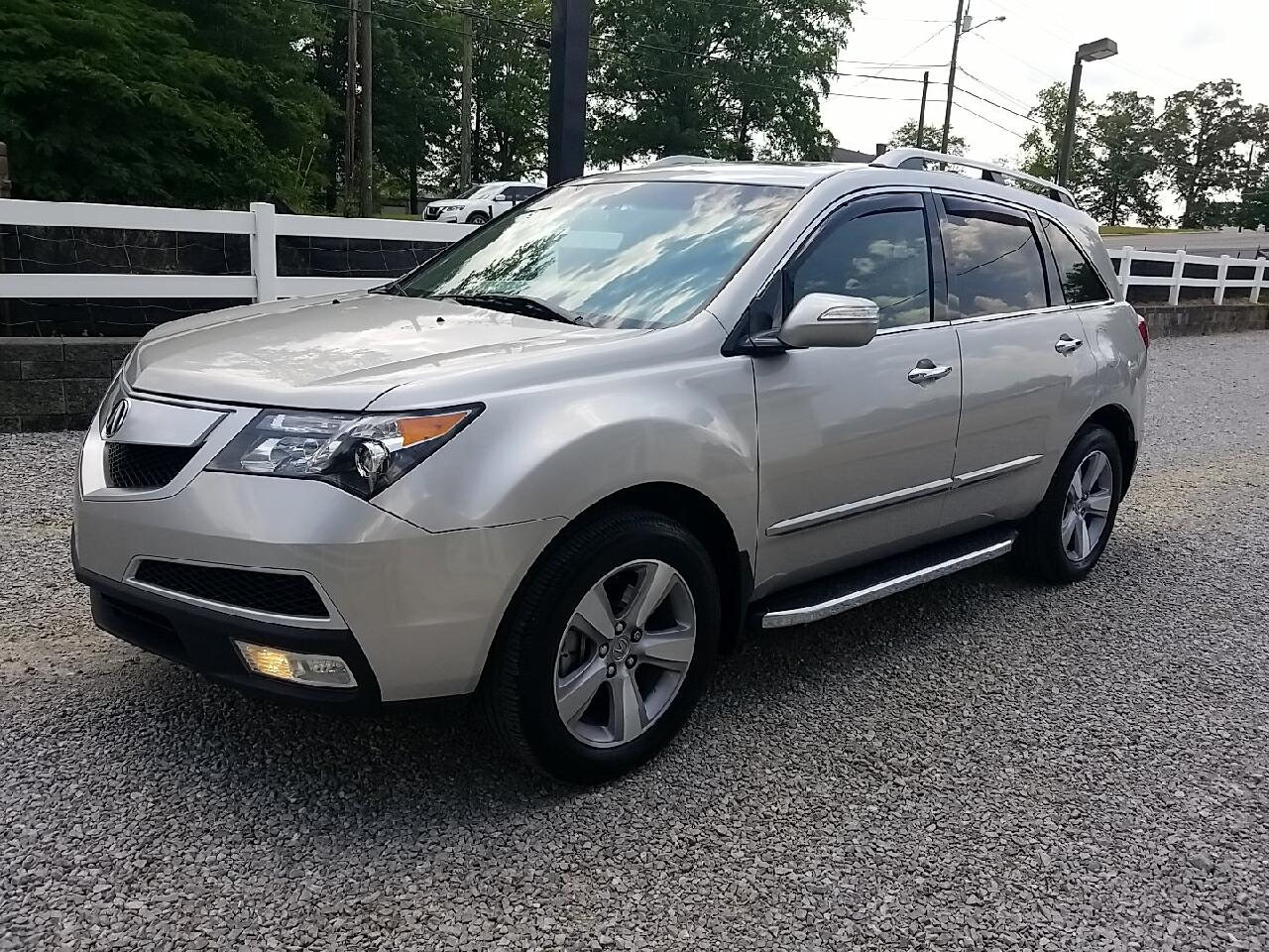 Acura MDX 4dr SUV AT Touring 2012