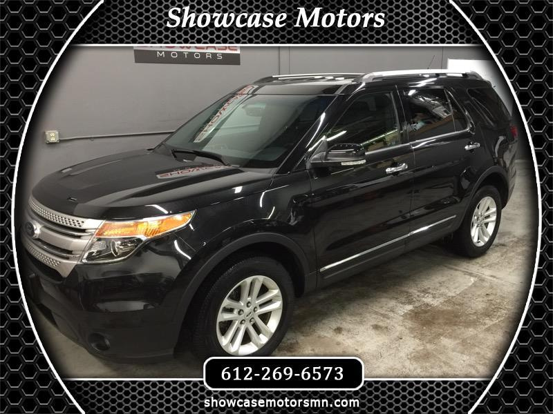 2014 Ford Explorer XLT 4WD