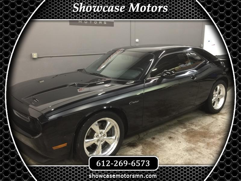 2013 Dodge Challenger 2dr Cpe R/T Classic