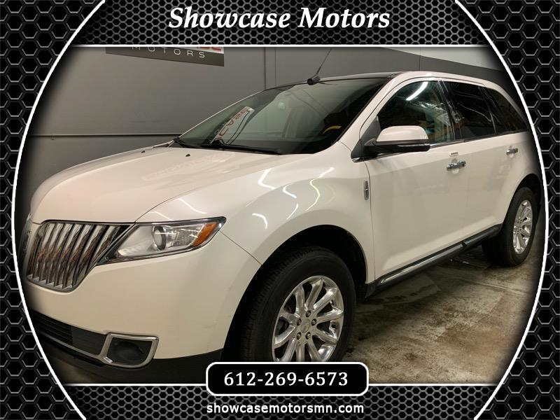 Lincoln MKX  2014