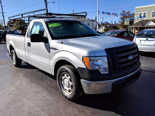 2010 Ford F-150 XL 6.5-ft. Bed 2WD