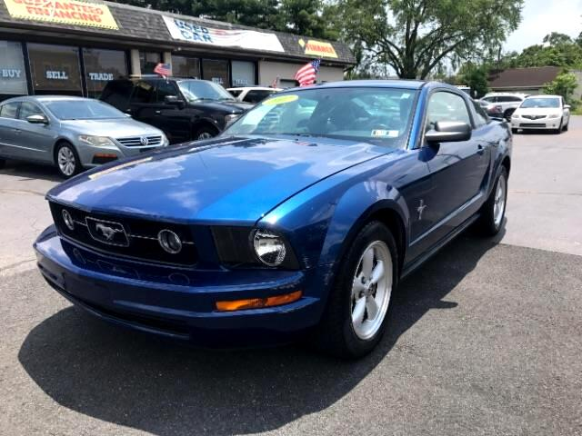 2007 Ford Mustang V6 Premium Coupe