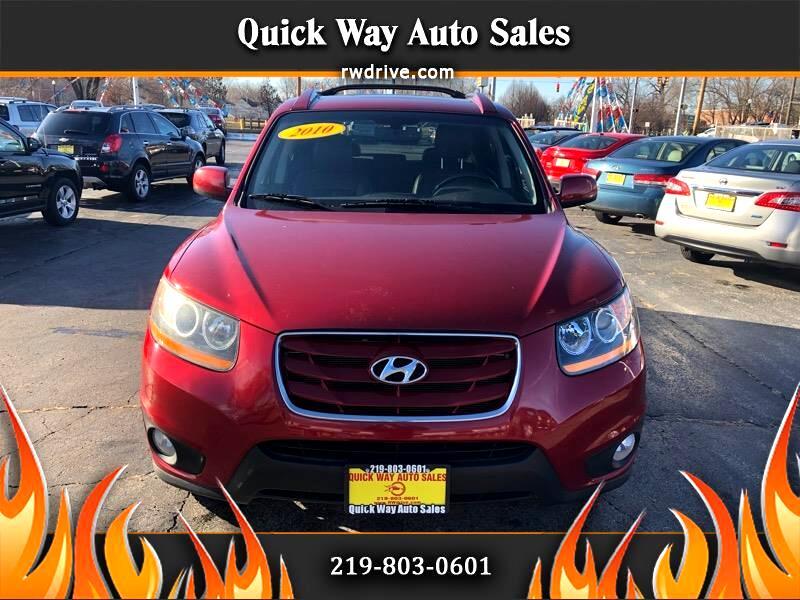 2010 Hyundai Santa Fe Limited 3.5 FWD
